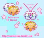 Sailor moon Eternal Brooch