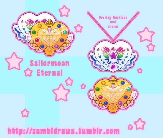 sailor moon brooch eternal zambicandy deviantart revolutionary senshi