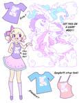 Pegasus shirts as tanks too