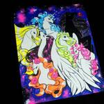 Sailor moon ponies