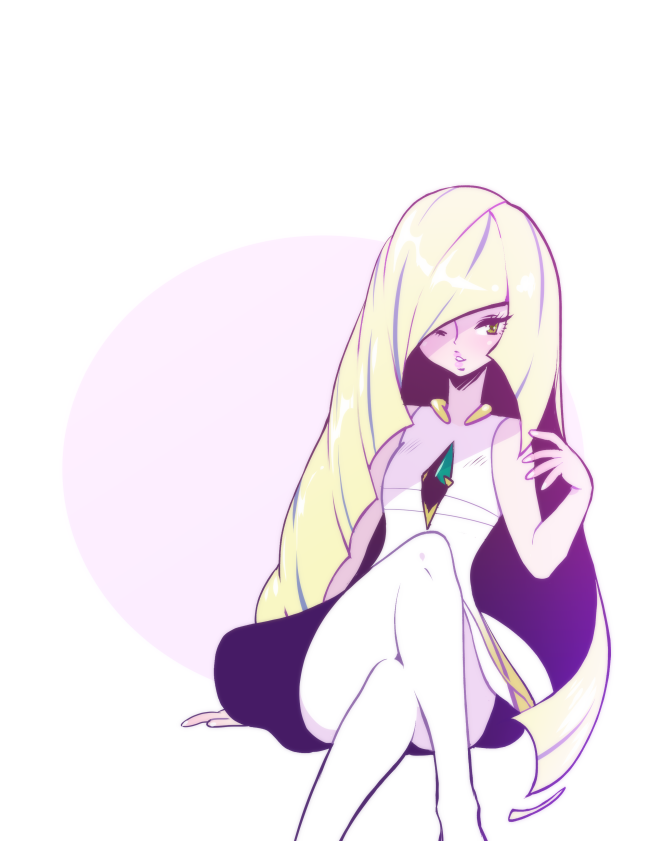 Lusamine by zambicandy