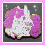 Valentines pony pin preorder