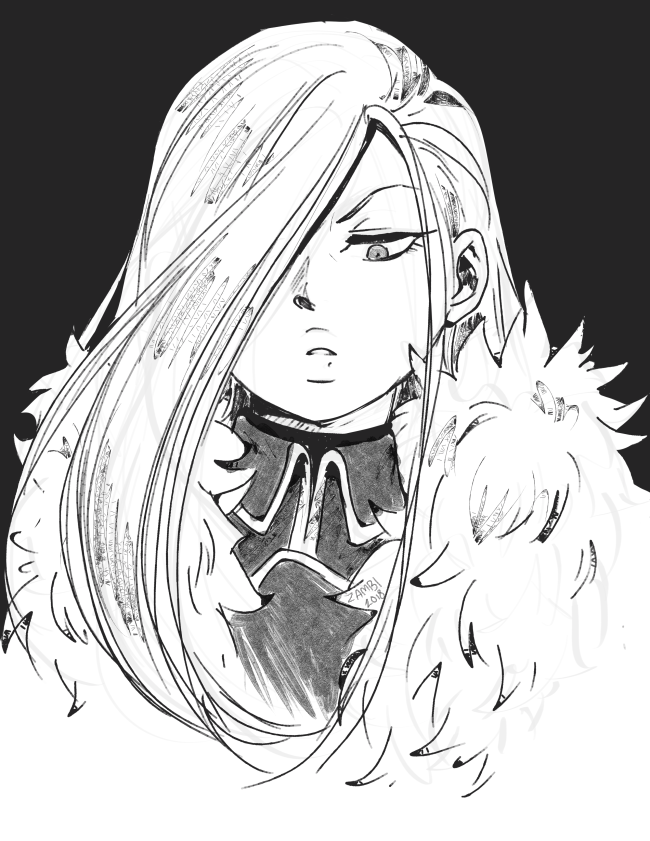 Olivier Armstrong by zambicandy