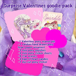 Valentines day surprise pack