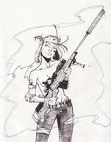 Tank Girl by ChrisJohnson1980