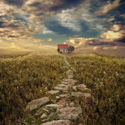 .: dream home :. by GokhanKaraag