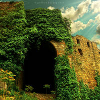 .: gate :. by GokhanKaraag