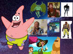 The Many Voices of Bill Fagerbakke