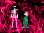 Pink Fire Partners of Science