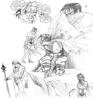 Soul Reaver Sketch-ShardGlass