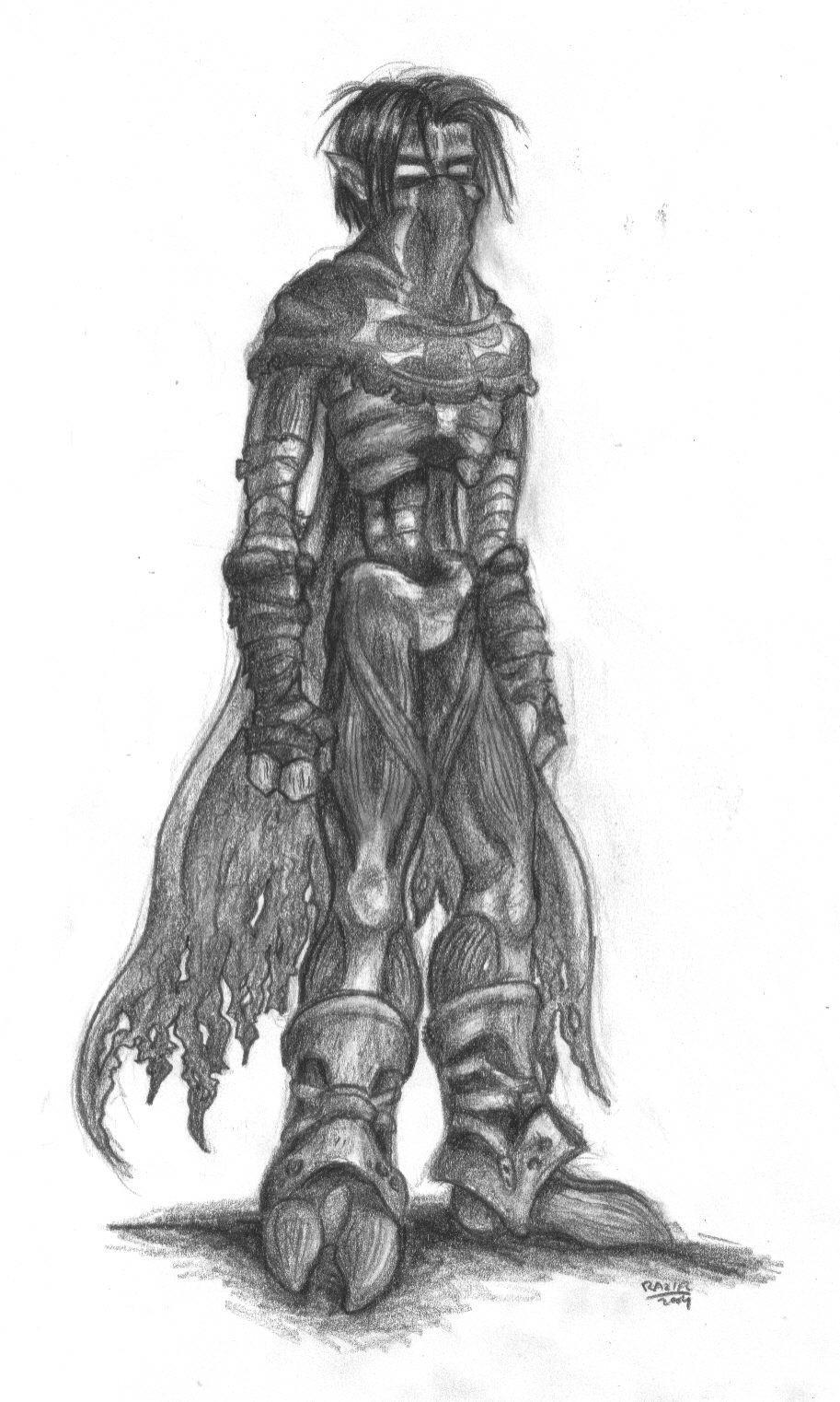 Raziel Portrait - FtLD by Razielim-clan
