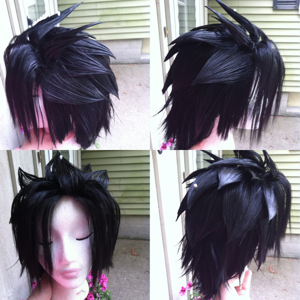 Zack Fair Cosplay Wig 78