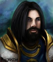 C: Sir Bremley Ward by Rhonazha