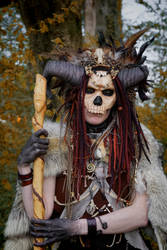 Costume: Voodoo Witch by Rhonazha