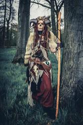 Voodoo Witch2 by Rhonazha