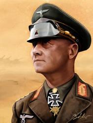 The Desert Fox (Erwin Rommel)