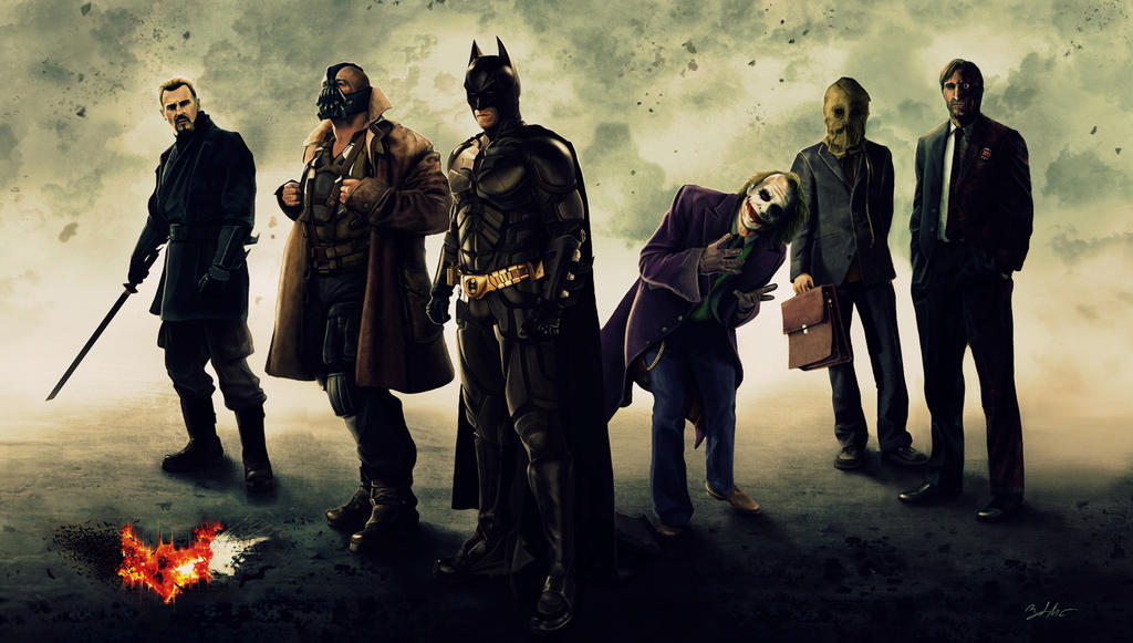 Batman Beyond Wallpaper Picture