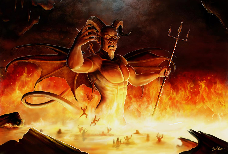 Lucifer by MightyGodOfThunder on DeviantArt