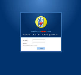 Direct Hotel Manager Log in by deceive9