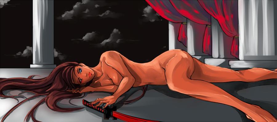Queen of Las Noches by evcik