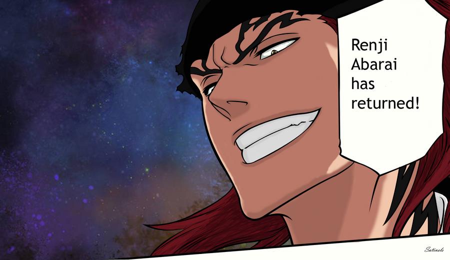 Renji Returns by Satinels