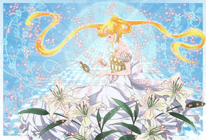 Sailor Moon Signature by Satinels