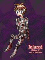 Injured by sinmaplewing