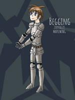 Begging by sinmaplewing