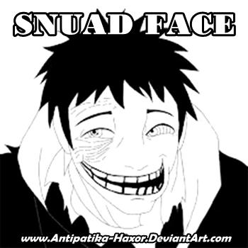 Snuad Face by antipatika-haxor