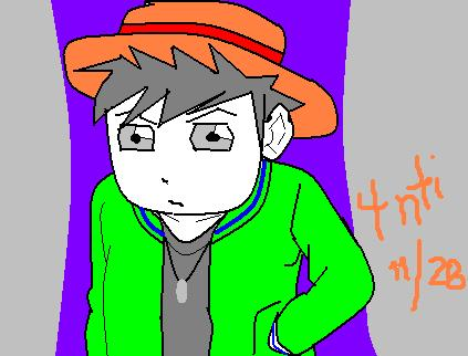 Paint Skill by antipatika-haxor