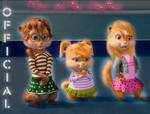 Nina and the chipettes official