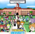 Pokemon University
