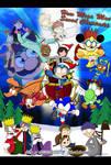 Super Smash Bros 4- a Smashing Christmas