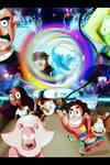 Gravity Falls and Steven Universe