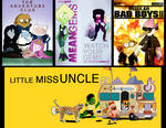 Cartoon Network at the Movie Parodies