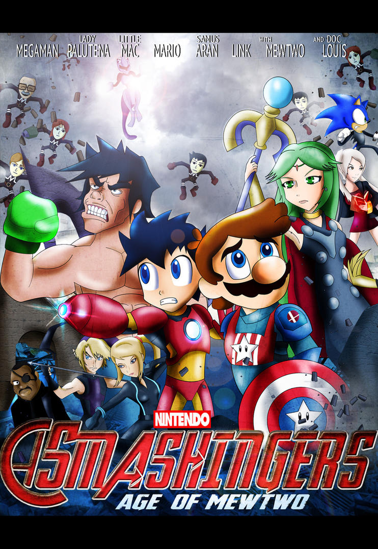 smash_bros_as_the_avengers_by_xeternalfl
