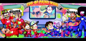 Gravity Falls vs Steven Universe Game Show