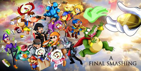 A Final Smashing! by xeternalflamebryx