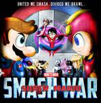 Smash Bros as the Avengers 2