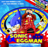 Sonic and Eggman- 25th Anniversary Game