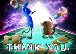 Regular Show- Thank You