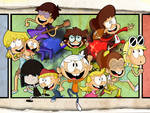 The Loud House Family