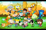 Nickelodeon vs Cartoon Network 2- Water War