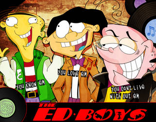 The Ed Boys by xeternalflamebryx
