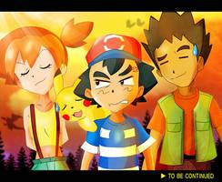 Pokemon Reunion by xeternalflamebryx
