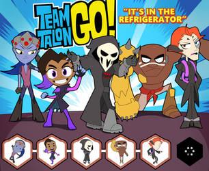 Overwatch- Team Talon GO! by xeternalflamebryx