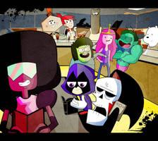 Cartoon Network - Deli by xeternalflamebryx