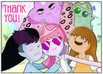 Adventure Time - Thank you