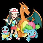 Pokemon Trainer Super Smash Bros Ultimate Collab