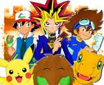 My Childhood Trinity